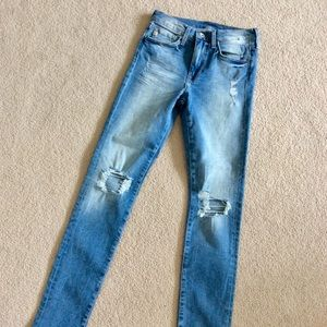 H&M Shaping Skinny Jeans (NEW)